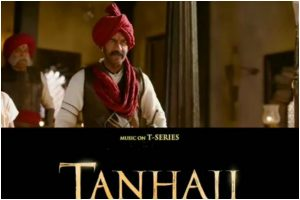 Watch | Ajay Devgn starrer Tanhaji drops dialogue promo from film