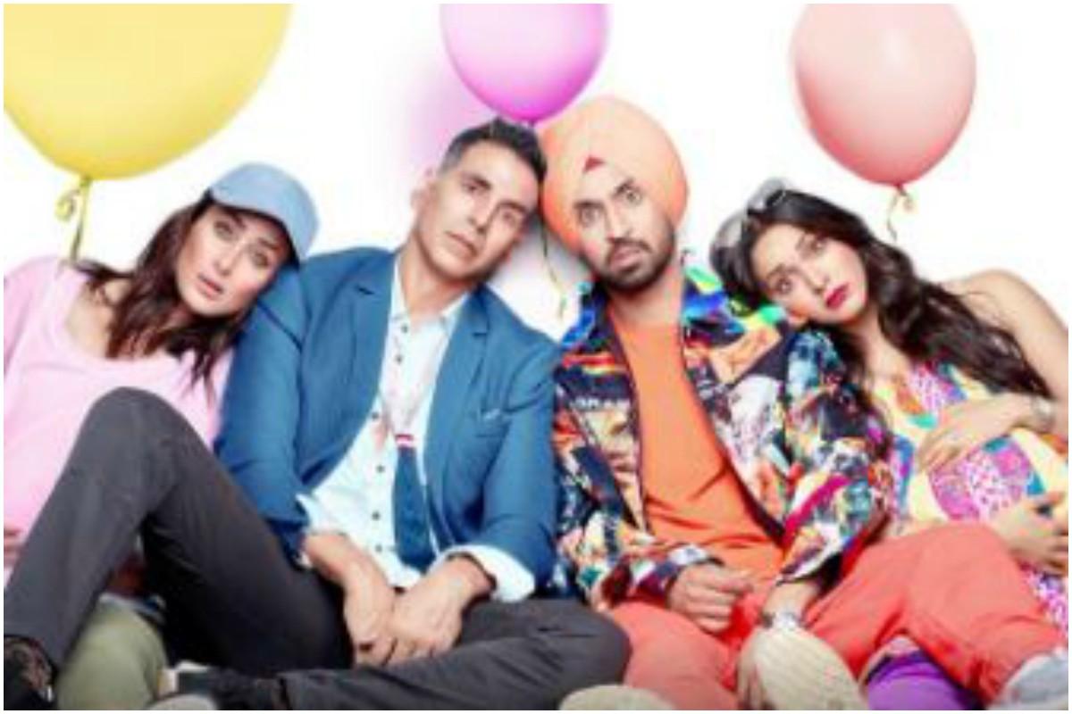 Good Newwz, Kareena Kapoor Khan, Akshay Kumar, Kiara Advani, Diljit Dosanjh
