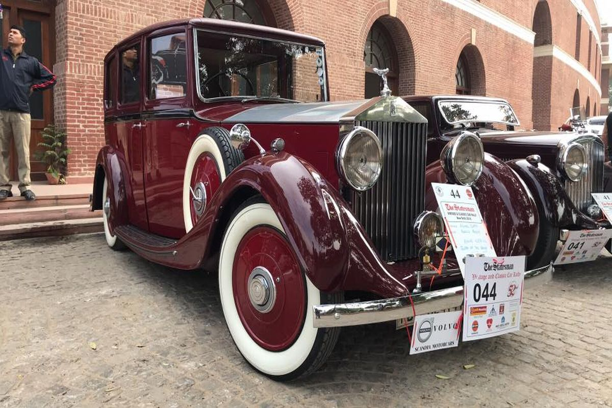 Flipboard: 174 cars to participate in Statesman's 51st Vintage Car ...