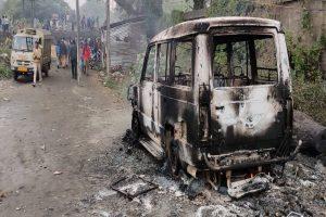Massive blast shakes Naihati, Hooghly towns