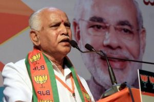 Eshwarappa charges: Loyalists defend BSY