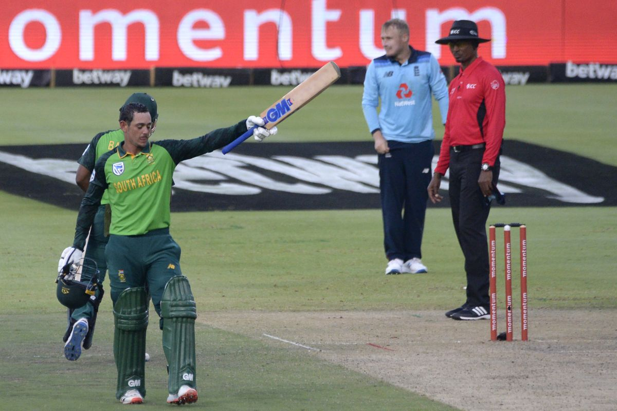 SA vs ENG, 1st ODI: South Africa opt to bowl