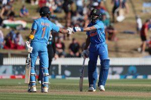NZ vs IND, 1st ODI: Shreyas Iyer's century, Kl Rahul's 88 steer India to 347/4