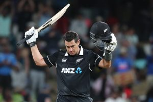 Ross Taylor hits ton as New Zealand register 1st win against India in 2020