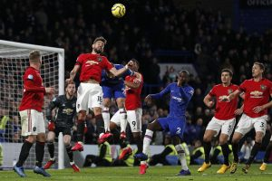 Manchester United dish out 2-0 nightmare at Chelsea's home turf
