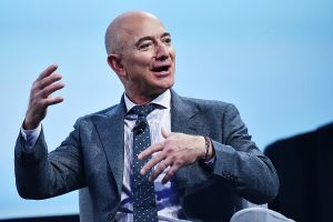 Bezos pledges $10 billion to combat climate change