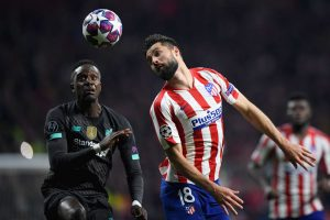 Atletico Madrid stun Liverpool 1-0 in first leg of Champions League tie