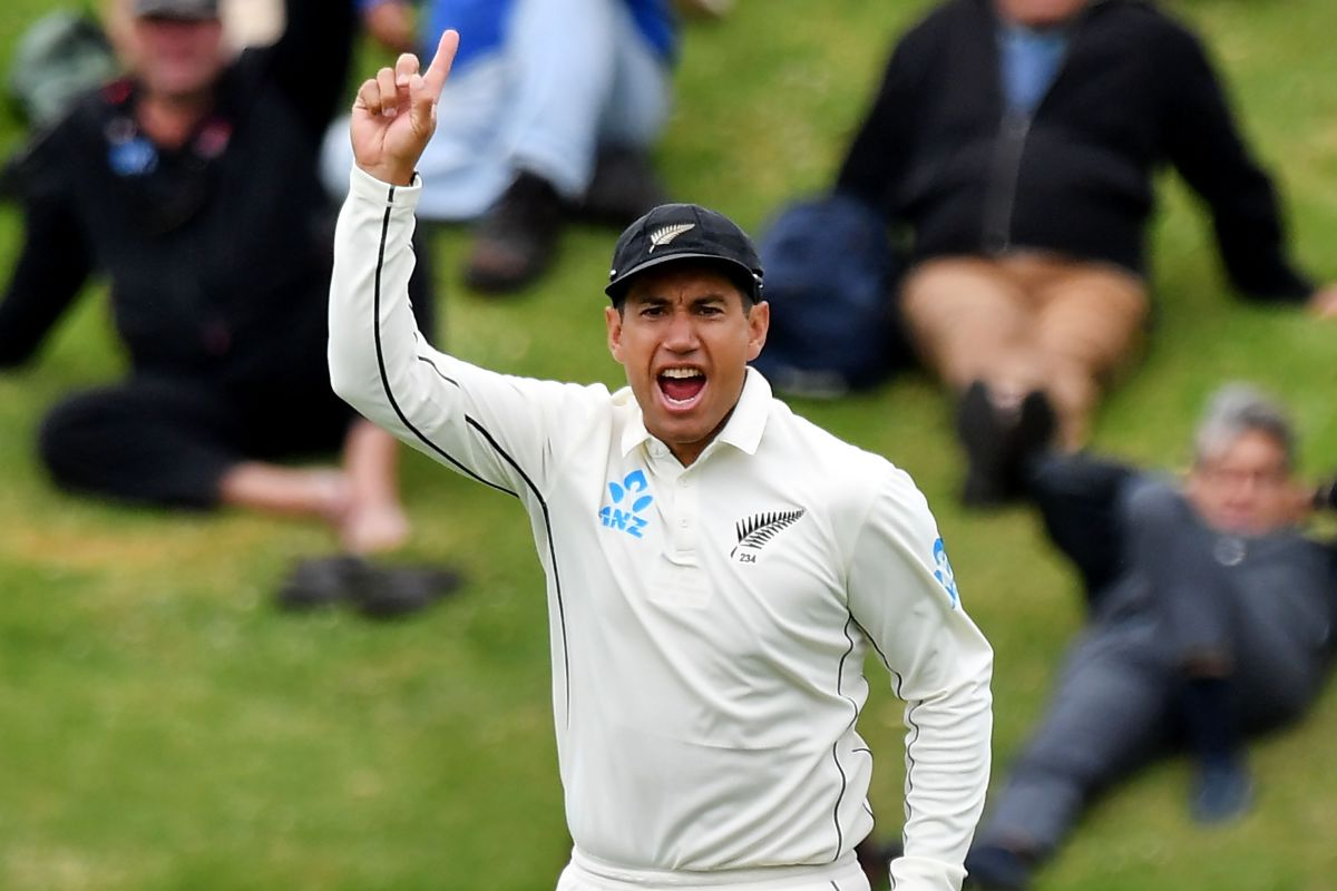 Ross Taylor, New Zealand vs India,