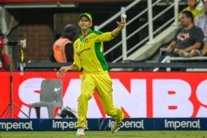 Ashton Agar helps Australia thrash South Africa by 107 runs in 1st T20I