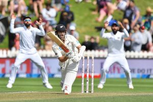 1st Test: Kane Williamson helps New Zealand cut deficit at tea on Day 2