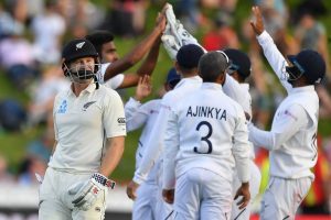 NZ vs IND, 1st Test: New Zealand 216/5 at stumps on Day 2, lead by 51 runs