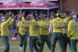 South Africa rope in du Plessis, van der Dussen for ODI series against India