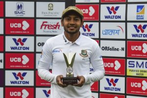 Mushfiqur Rahim leads Bangladesh to register innings victory over Zimbabwe