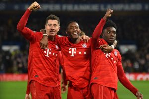 Bayern Munich drub Chelsea 3-0 in first leg of Champions League