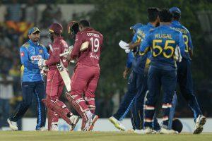 Sri Lanka seal ODI series with 161-run drubbing of West Indies