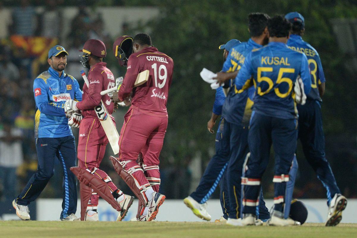 Sri Lanka, West Indies, Sri Lanka vs West Indies,