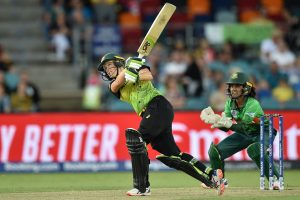 Alyssa Healy becomes the wicketkeeper with most runs at Women's T20 World Cup