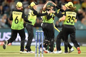 Women's T20 World Cup: Australia drub Bangladesh by 86 runs to stay in contention for semis