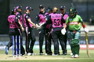 Women's T20 World Cup: New Zealand survive scare in low-scoring thriller against Bangladesh