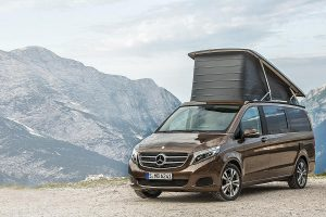Auto Expo 2020: Mercedes Benz Marco Polo has everything you ever wanted in a camping van but with style