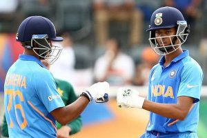 ICC U-19 World Cup 2020: India outplay Pakistan by 10 wickets to reach final