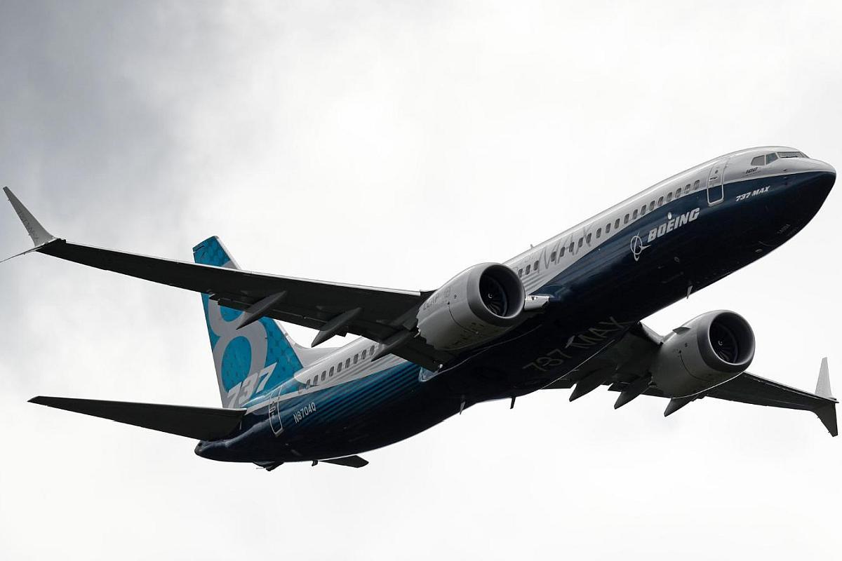 Boeing, 737 Max, Airbus