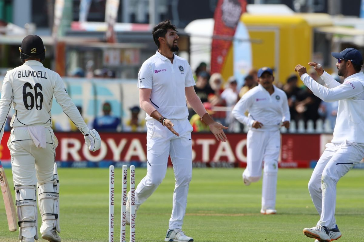 1st Test: We'll make a comeback, it's our speciality, says Ishant Sharma - The Statesman