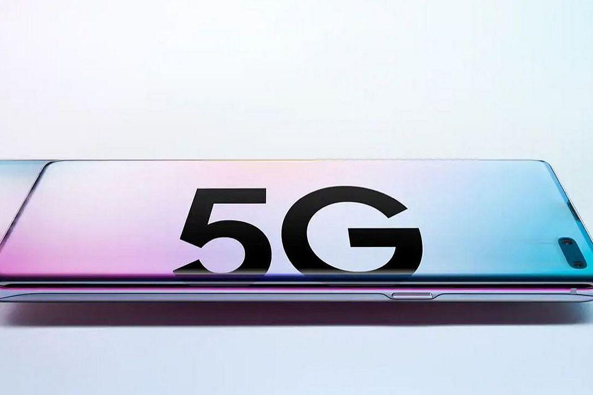 Realme, 5G smartphone