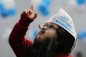 'Baby Mufflerman' to be special guest at Arvind Kejriwal's oath-taking ceremony