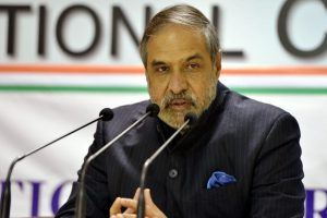 Congress leader Anand Sharma questions running of Parliament when Epidemic Act is in place