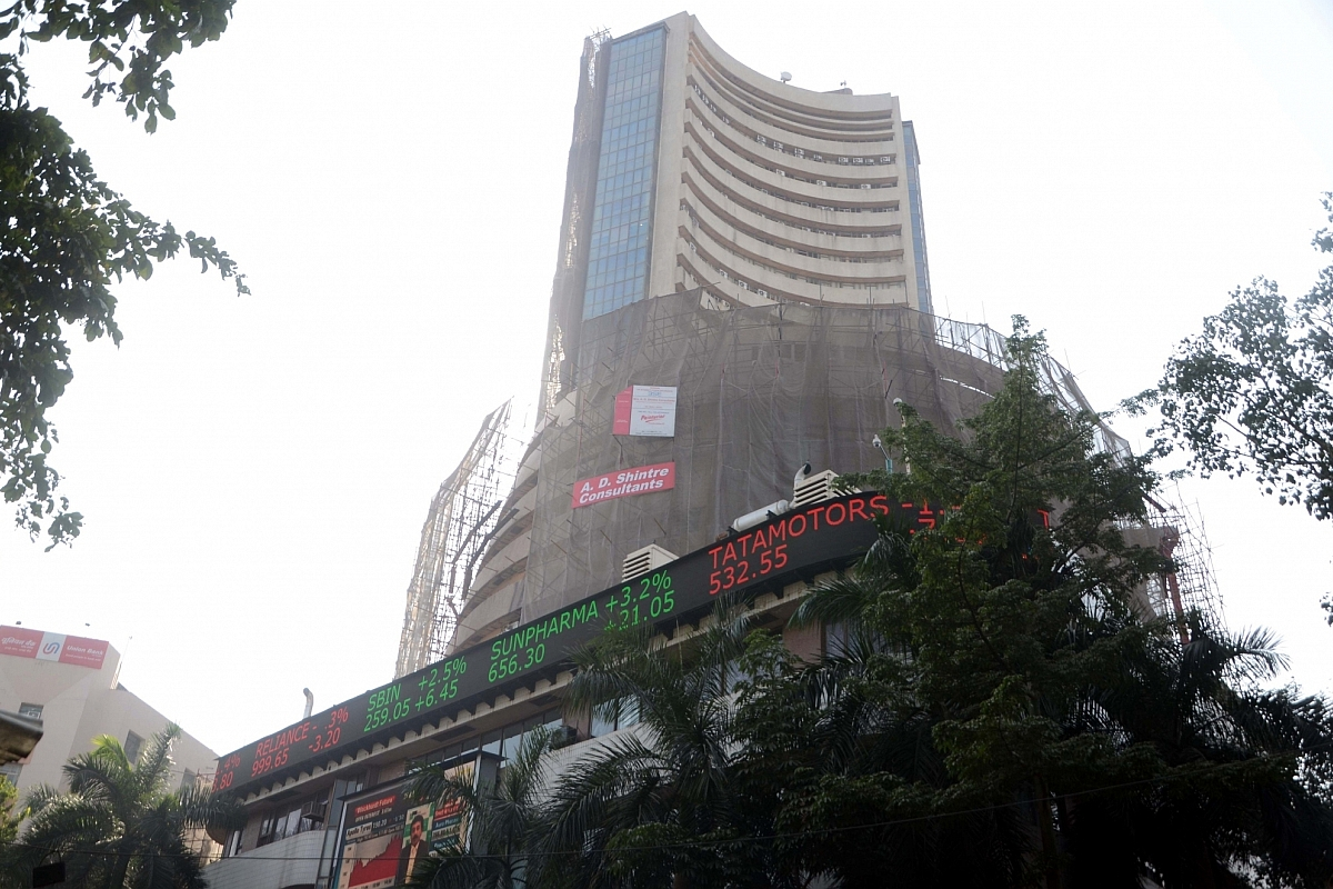 At 3.59 p.m. the Sensex was at 41,142.66, higher by 353.28 points and the Nifty was up 109.50 points at 12,089.15.