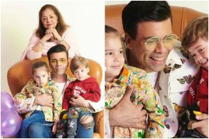 Karan Johar gets emotional on Yash and Roohi's birthday, pens heartfelt note