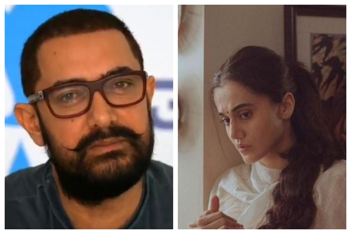 Thappad, Aamir Khan, Taapsee Pannu
