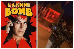Watch | Akshay Kumar, Kiara Advani shoot climax of 'Laxmmi Bomb'