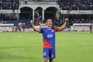 Sunil Chhetri helps fan get Netflix subscription, signed jersey