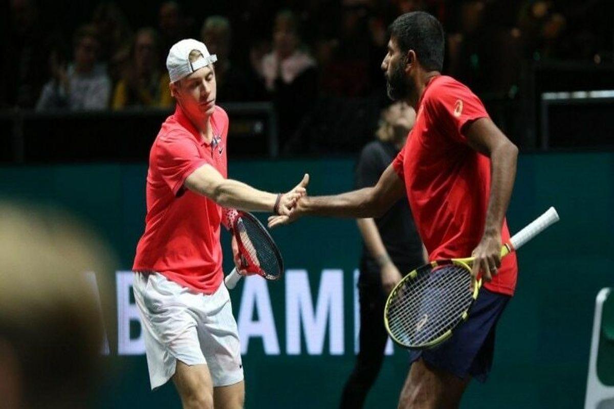 Rotterdam Open, Rohan Bopanna, Denis Shapovalov, Jean-Julien Rojer, Horia Tecau