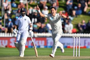 It's nice to draw the air out of Virat Kohli: Trent Boult on Indian skipper's poor outing in Wellington Test