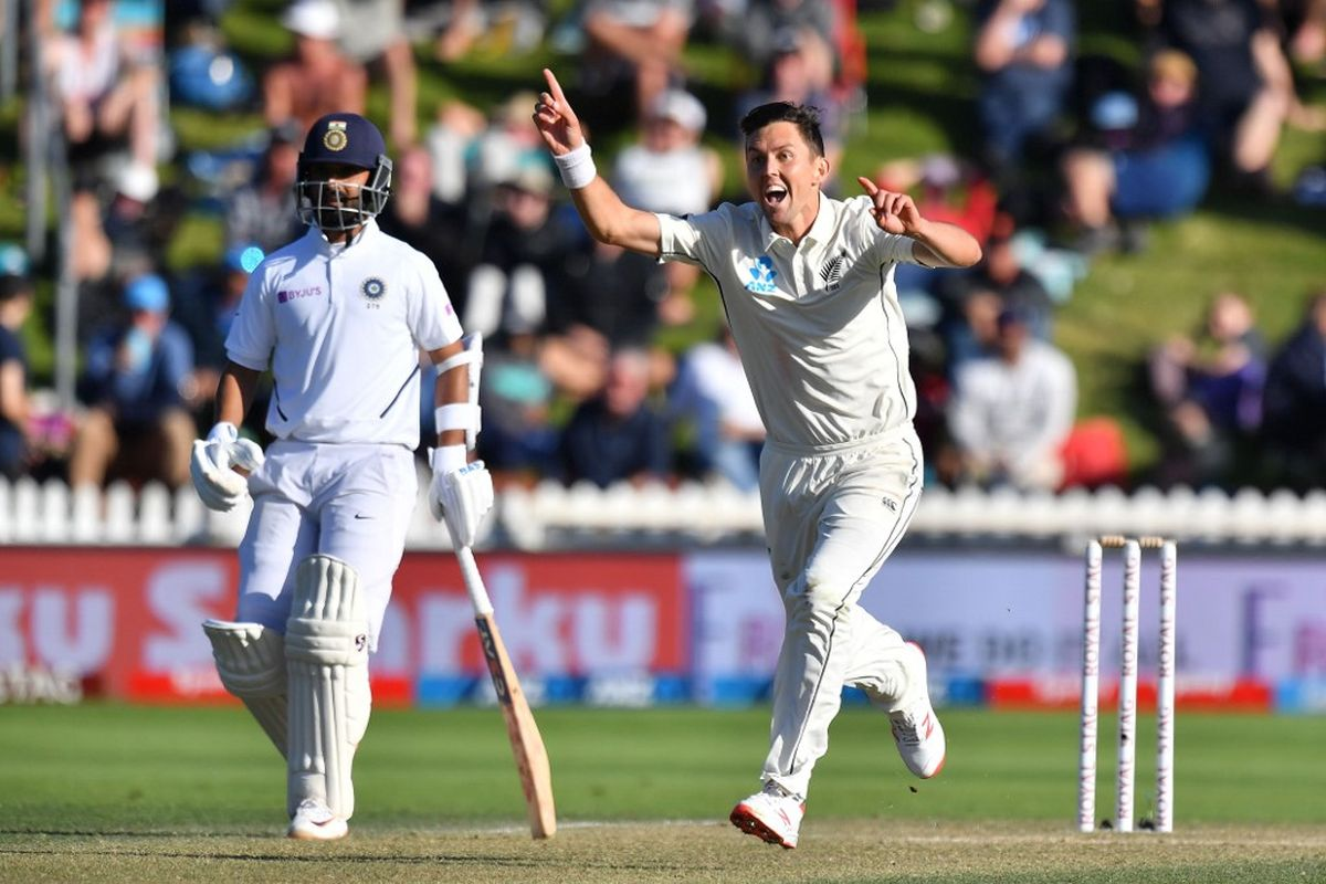 Virat Kohli, Trent Boult, India tour of New Zealand 2020, IND vs NZ, NZ vs IND, Wellington