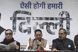 Congress manifesto promises resolution against CAA, meals at Rs 15, unemployment allowances