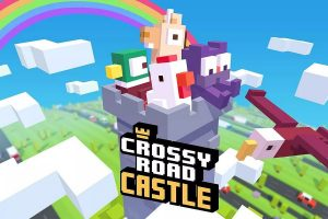 Apple Arcade's newest addition is a classic spinoff from Crossy Road