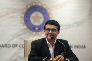 BCCI president Sourav ​Ganguly tests negative for COVID-19