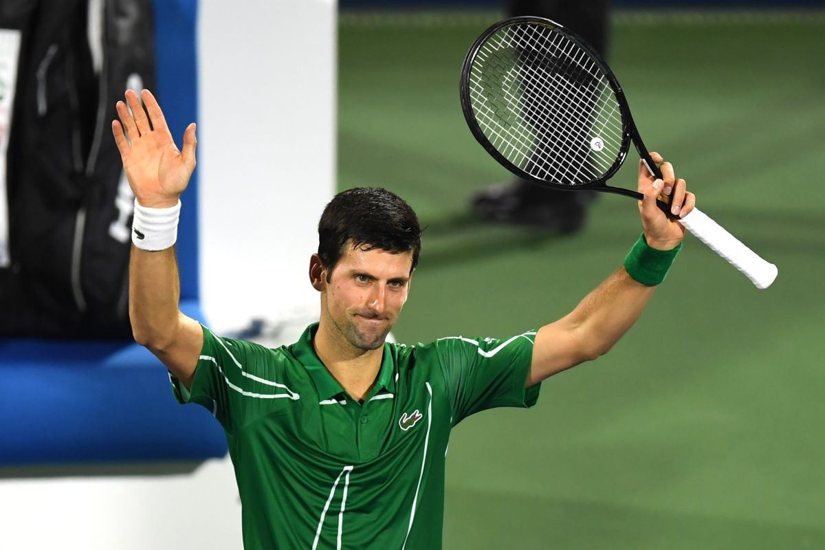 High-risk act, novel coronavirus, England, West Indies, Novak Djokovic