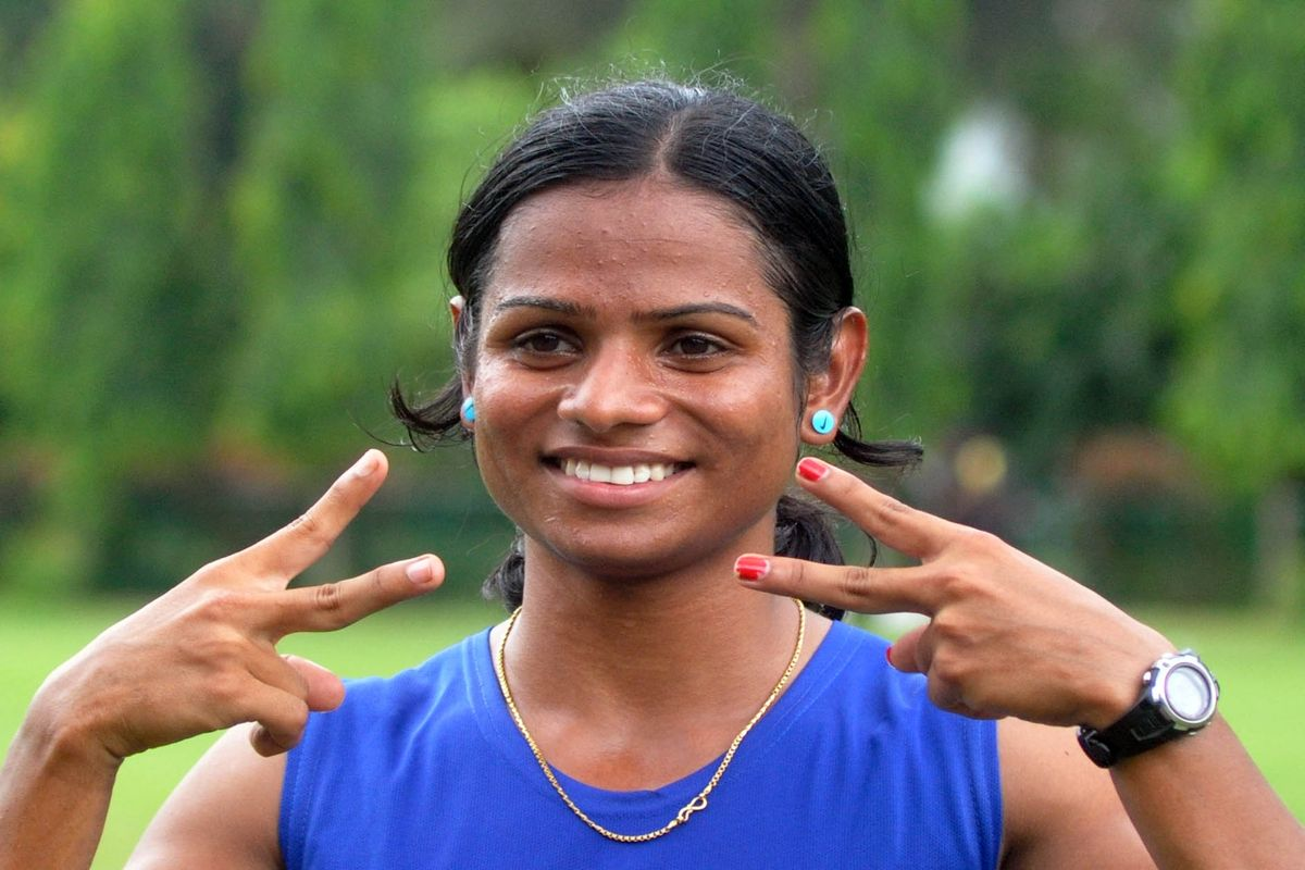 Dutee Chand to seek Olympic qualification standard at Khelo India University Games