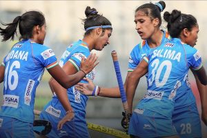 Navneet Kaur's brace helps India finish New Zealand hockey tour with 3-0 win over hosts