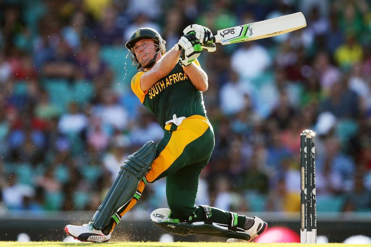 It hurt too much: AB de Villiers recalls losing to New Zealand in 2015 World  Cup