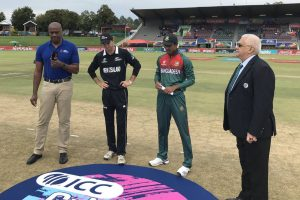 ICC U-19 World Cup 2020: Bangladesh opt to bowl against New Zealand in semifinal