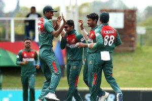 ICC U-19 World Cup 2020: Bangladesh need 212 runs to play against India in final