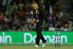 Ashton Agar becomes 2nd Australian to claim T20I hat-trick