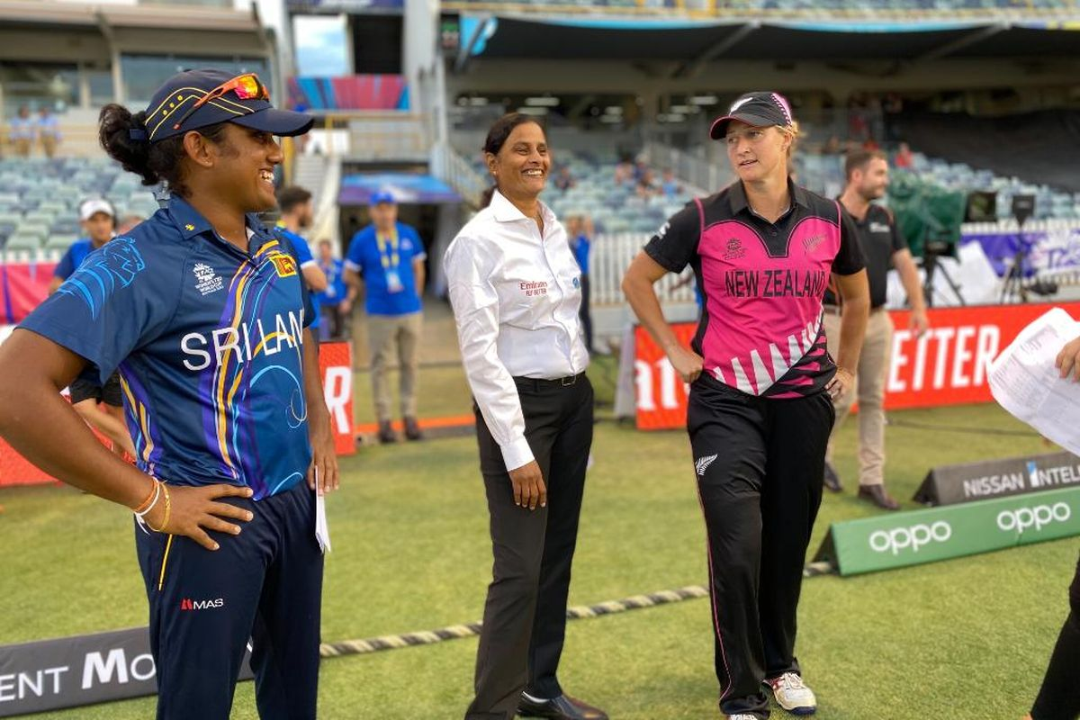 ICC Women's T20 World Cup 2020: New Zealand opt to field against Sri Lanka - The Statesman