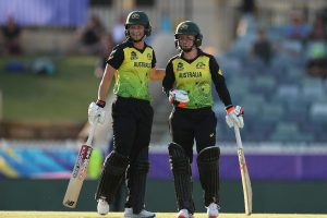 ICC Women's T20 World Cup 2020: Australia get off the mark as Sri Lanka's misery continues